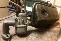 Originele 12mm BING carburateurset