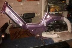 Puch Maxi Steyr-Daimler frame